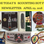 Sunday Scouting Hot Finds Newsletter April 29, 2018
