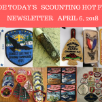 Friday Scouting Hot Finds Newsletter April 6, 2018