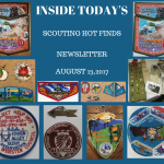 Sunday Scouting Hot Finds Newsletter August 13, 2017