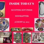 Tuesday Scouting Hot Finds Newsletter August 22, 2017