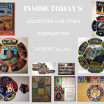 Friday Scouting Hot Finds Newsletter August 25, 2017