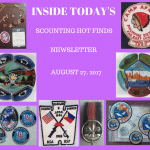 Sunday Scouting Hot Finds Newsletter August 27, 2017