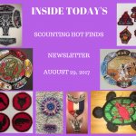 Tuesday Scouting Hot Finds Newsletter August 29, 2017