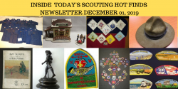 Sunday Scouting Hot Finds Newsletter December 01, 2019
