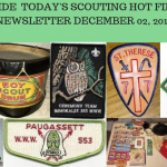Sunday Scouting Hot Finds Newsletter December 2, 2018