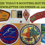 Tuesday Scouting Hot Finds Newsletter December 08, 2020