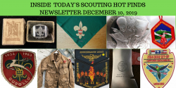Tuesday Scouting Hot Finds Newsletter December 10, 2019