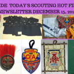 Sunday Scouting Hot Finds Newsletter December 15, 2019