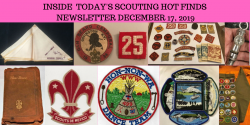 Tuesday Scouting Hot Finds Newsletter December 17, 2019
