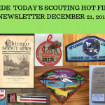 Friday Scouting Hot Finds Newsletter December 21, 2018