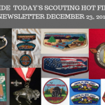 Friday Scouting Hot Finds Newsletter December 23, 2018
