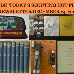 Tuesday Scouting Hot Finds Newsletter December 24, 2019