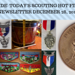 Friday Scouting Hot Finds Newsletter December 28, 2018
