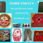 Friday Scouting Hot Finds Newsletter December 1, 2017