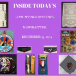 Friday Scouting Hot Finds Newsletter December 15, 2017