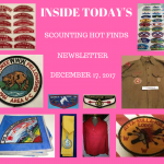 Sunday Scouting Hot Finds Newsletter December 17, 2017
