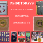 Tuesday Scouting Hot Finds Newsletter December 19, 2017