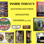 Sunday Scouting Hot Finds Newsletter December 24, 2017