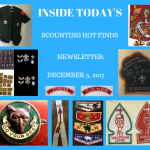 Sunday Scouting Hot Finds Newsletter December 3, 2017