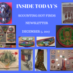 Tuesday Scouting Hot Finds Newsletter December 5, 2017