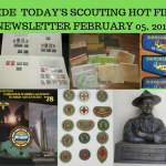 Tuesday Scouting Hot Finds Newsletter February 05, 2019