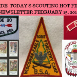 Friday Scouting Hot Finds Newsletter February 15, 2019