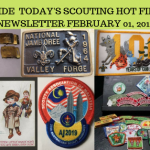 Friday Scouting Hot Finds Newsletter February 1, 2019