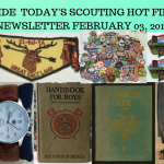 Sunday Scouting Hot Finds Newsletter February 03, 2019