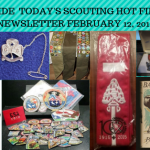 Tuesday Scouting Hot Finds Newsletter February 12, 2019