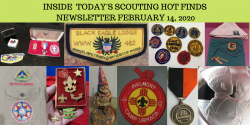 Friday Scouting Hot Finds Newsletter February 14, 2020