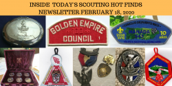 Tuesday Scouting Hot Finds Newsletter February 18, 2020