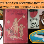 Tuesday Scouting Hot Finds Newsletter February 19, 2019