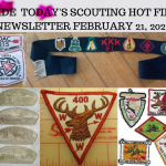 Sunday Scouting Hot Finds Newsletter February 21, 2021