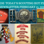 Friday Scouting Hot Finds Newsletter February 21, 2020