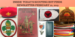Friday Scouting Hot Finds Newsletter February 22, 2019