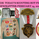 Sunday Scouting Hot Finds Newsletter February 24, 2019