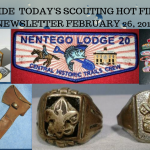 Tuesday Scouting Hot Finds Newsletter February 26, 2019