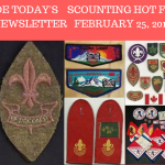 Sunday Scouting Hot Finds Newsletter February 25, 2018