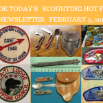 Friday Scouting Hot Finds Newsletter February 9, 2018