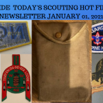 Friday Scouting Hot Finds Newsletter January 01, 2021