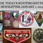 Tuesday Scouting Hot Finds Newsletter January 1, 2019