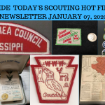 Tuesday Scouting Hot Finds Newsletter January 07, 2020
