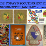 Sunday Scouting Hot Finds Newsletter January 12, 2020