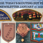 Sunday Scouting Hot Finds Newsletter January 17, 2021