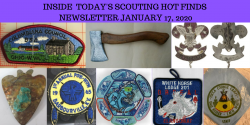 Friday Scouting Hot Finds Newsletter January 17, 2020