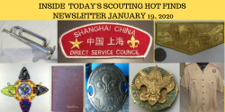 Sunday Scouting Hot Finds Newsletter January 19, 2020