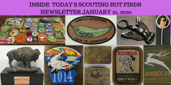 Tuesday Scouting Hot Finds Newsletter January 21, 2020