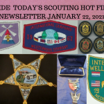 Friday Scouting Hot Finds Newsletter January 22, 2021