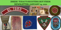 Friday Scouting Hot Finds Newsletter January 24, 2020