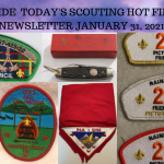 Sunday Scouting Hot Finds Newsletter January 31, 2021